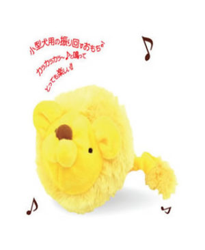 JEPetz - Petz Route Dog Toy L Lion