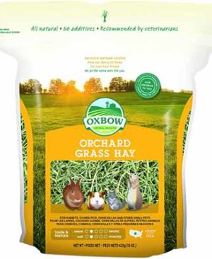 JEPetz - Oxbow Orchard Grass Hay 15oz