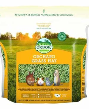 JEPetz - Oxbow Orchard Grass Hay 40oz