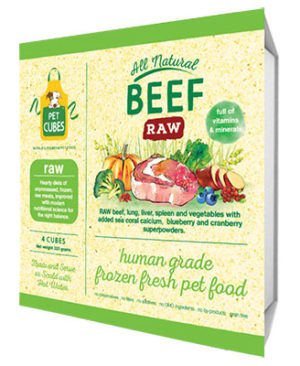 JEPetz - All Natural Beef Raw