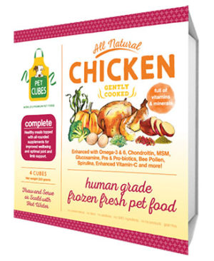 JEPetz - All Natural Chicken Gently Cooked Complete