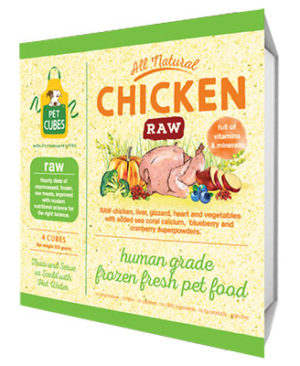 JEPetz - All Natural Chicken Raw