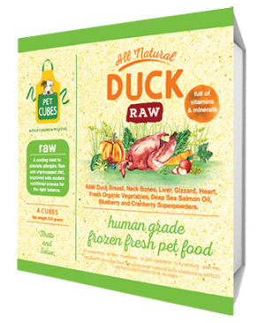 JEPetz - All Natural Duck Raw