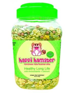 JEPetz - Happi Hamster Healthy Long Life