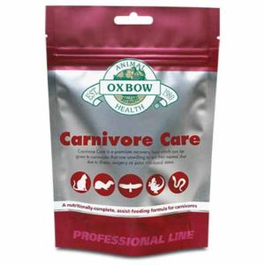 JEPetz - Oxbow Carnivore Care
