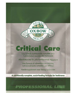 JEPetz - Oxbow Critical Care Anise Small