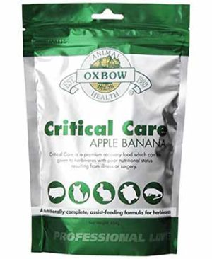 JEPetz - Oxbow Critical Care Apple Banana