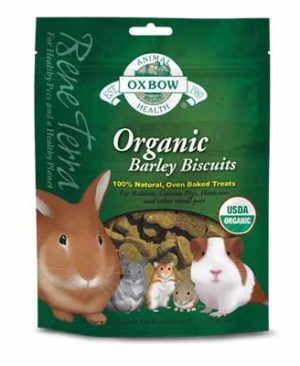 JEPetz - Oxbow Organic Barley Biscuits