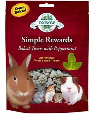 JEPetz - Oxbow Simple Rewards Baked Treats With Peppermint