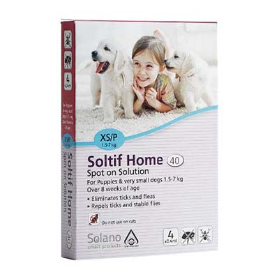 JEPetz - Soltif Home Spot On Solution XS