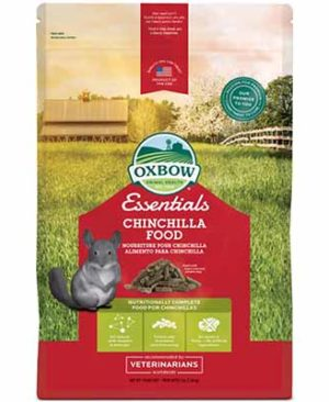 JEPetz - Essentials Chinchilla Food