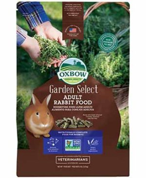 JEPetz - Oxbow Garden Select Adult Rabbit Food