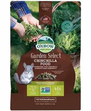 JEPetz - Oxbow Garden Select Chinchilla Food
