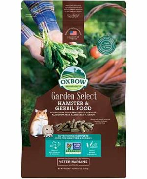 JEPetz - Oxbow Garden Select Hamster & Gerbil Food