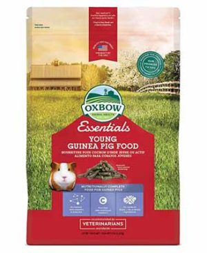 JEPetz - Essentials Young Guinea Pig Food