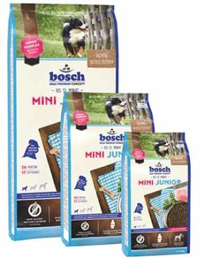 JEPetz - Bosch High Premium Mini Junior