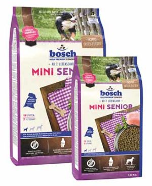 JEPetz - Bosch High Premium Mini Senior