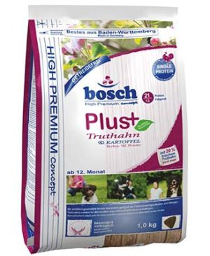 JEPetz - Bosch High Premium Plus Turkey Potato 1kg