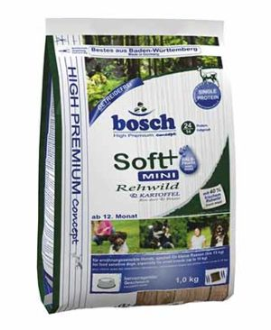JEPetz - Bosch High Premium Soft Mini Roe Deer Potato 1kg