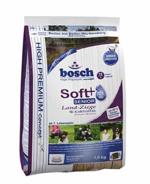 JEPetz - Bosch High Premium Soft Senior Farm Goat Potato 1kg