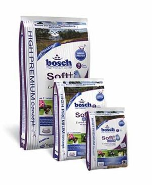 JEPetz - Bosch High Premium Soft Senior Farm Goat Potato