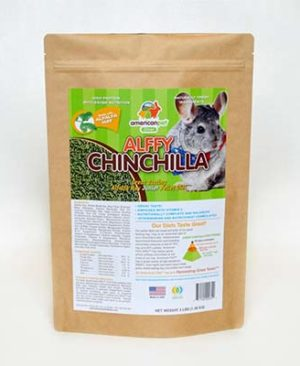 JEPetz - Alffy Chinchilla Pellet 3lb