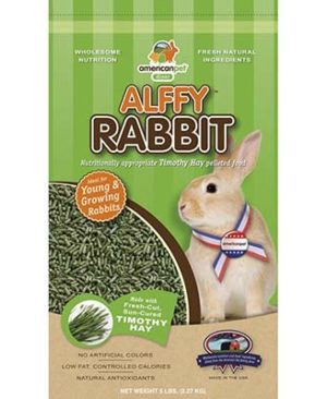 JEPetz - Alffy Rabbit Pellet