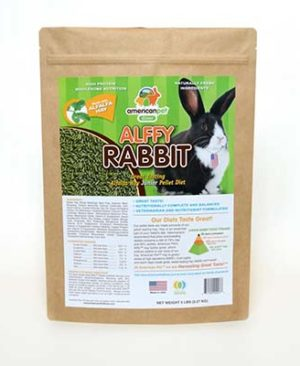 JEPetz - Alffy Rabbit Pellet 5lb