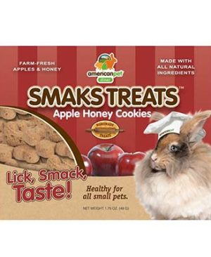JEPetz - Smaks Treats Apple Honey Cookies