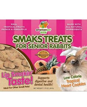 JEPetz - Smaks Treats Senior Tropical Cookies