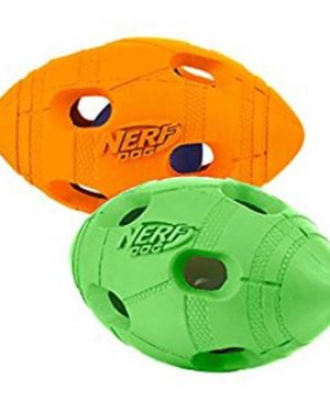 JEPetz - Nerf Dog LED Bash Football Small