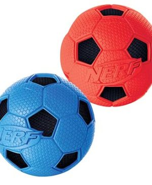 JEPetz - Nerf Dog Soccer Crunch Ball