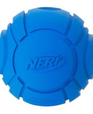 JEPetz - Nerf Dog TPR Sonic Tennis Ball Blue