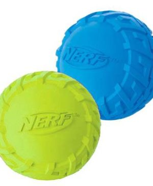 JEPetz - Nerf Dog Tire Squeak Ball