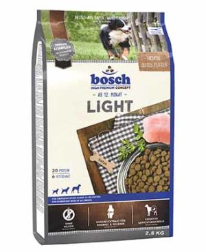 JEPetz - Bosch High Premium Adult Light 2.5kg