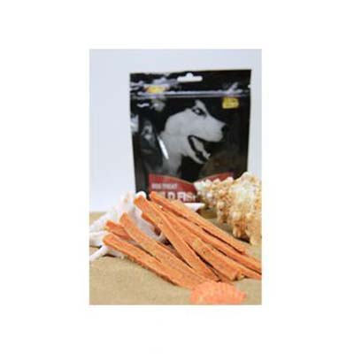 JEPetz - Fish4Pets Freeze Dried Prime Salmon Strip Dog 2