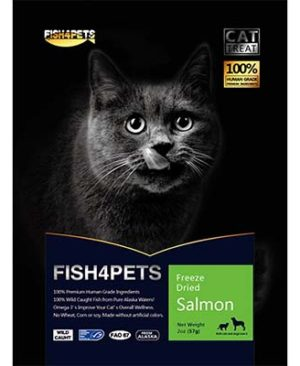 JEPetz - Fish4Pets Freeze Dried Salmon Cat