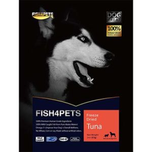 JEPetz - Fish4Pets Freeze Dried Tuna Dog
