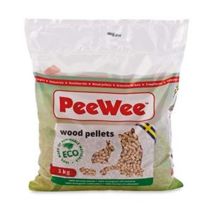 JEPetz - Pee Wee Eco Wood Litter For Small Pets 5L