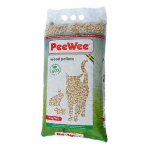 JEPetz - Pee Wee Eco Wood Litter for Cats 14L