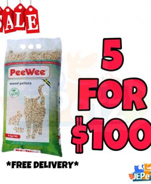 PeeWee Cat Litter