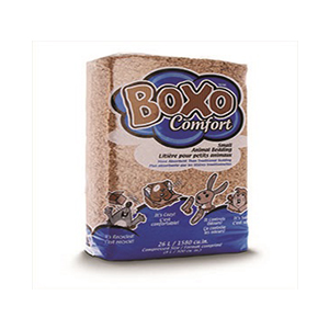 Boxo Comfort Natural (26L) Small Pet Bedding