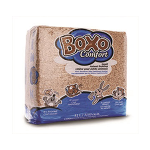 Boxo Comfort Natural (51L) Small Pet Bedding