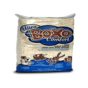 Boxo - Ultra Comfort White (20L) Small Pet Bedding