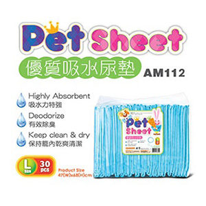 JEPETZ - Pet Link - Pet Sheets
