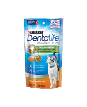 Purina Dentalife Chicken Cat Dental Treats