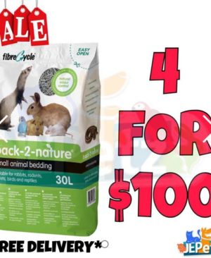 Back-2-Nature Small Animal Bedding