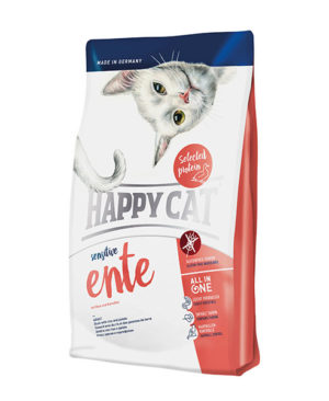 Happy Cat Sensitive Ente (Duck) Cat Dry Food