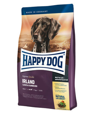 Happy Dog Supreme Sensible Irland (Salmon & Rabbit) Dog Dry Food