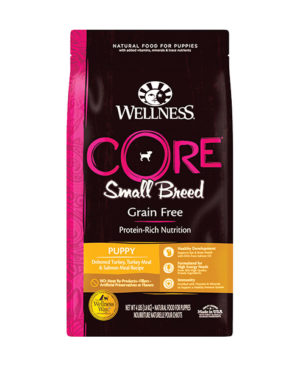 Wellness CORE Grain-Free Small Breed Puppy Formula Dog Dry Food